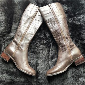 Cole Haan Nike Air Knee High Boots